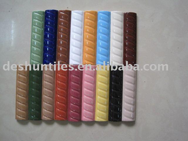 Ceramic tile corner bead