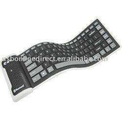 wireless flexible keyboard