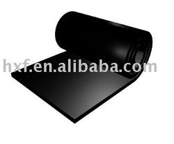 natural foam rubber roll