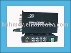 CY 8 channel video fiber optical transmitter and receiver