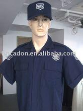 Uniforme, Guardia de seguridad uniformes, Cámara de seguridad oficina de uniformes