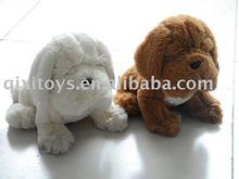cute stuffed plush toy puppy