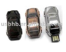 Cheap Car shaped Metal USB flash drive 16GB / USB stick, Promotional Gift thumb drive Pen drive
