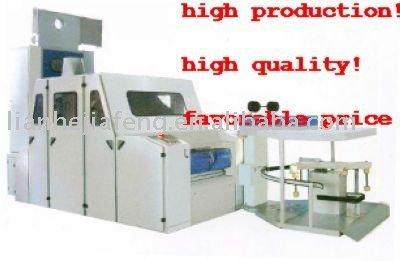 algodón cardado fa1266 máquina