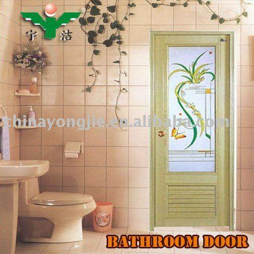 puertas para bao de cristal de aleacin de aluminio de la puerta puerta de puertas para bao exterior