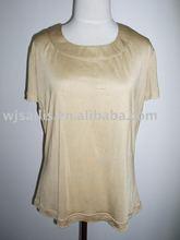silk Hemd/Seide strickten,/silk Shirt T-