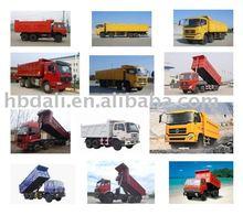 dump truck,tipper truck,self-unloading truck-
