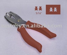 """5/16"""" Bear Shape Paper Hole Puncher with Solf Handle Good for Tickets Punching Pliers Style Hand Punch,Card Puncher,Card Punch"""