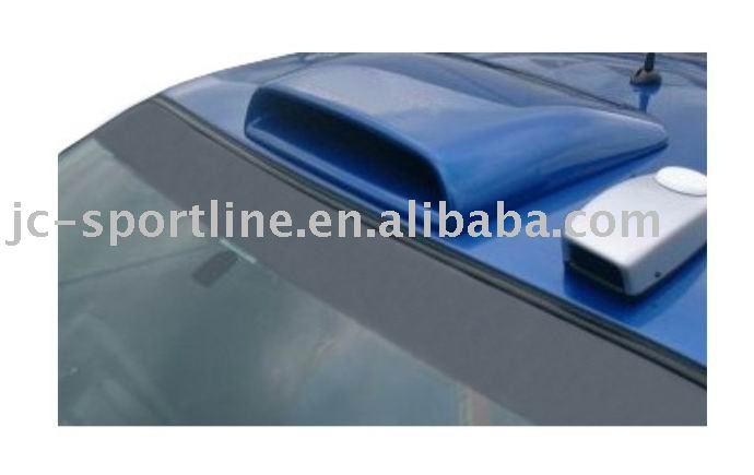Carbon Fiber Roof Scoop For
