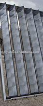 Array fresnel lens for solar