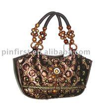 New Handbag Bead Paillette Handcraft