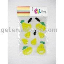 Handmade Window Gel Sticker Halloween gel cling