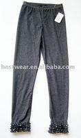 10pcs/lot 2011 new style black cotton women`s jean leggings,tight pants,basic legging Q0010