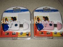 memory card reader mini card reader & writer