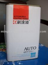 car paint-Epoxy Primer-Primer -putty-hardener-varnish-solvent-paint equipment