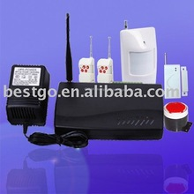 GSM alarm system with SMS Edit
