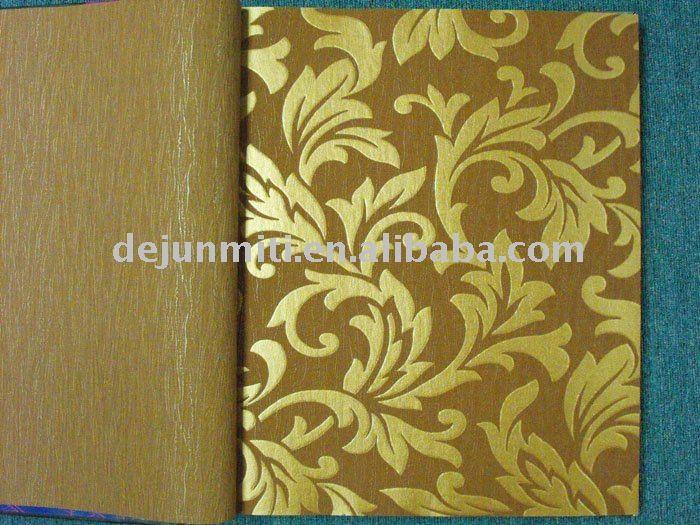 wallpapers china. pvc vinyl wallpapers(China
