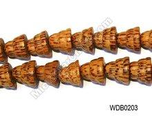 Coconut beads,wood