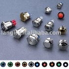 Vandalproof Switch, Illuminated Pushbutton Switch, Vandal resistant switch, Stainless Steel Pushbutton Switch