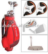 golf club set left handed