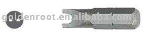 "Spanner Insert Bit (Security Bit) - 1/4""(DIN3126 Form C6,3), Screwdriver Bit, Insert Bit, Screwdriver Head, Bits, Hand Tool"