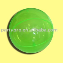 100mm hollow hi bouncing air compressed ball