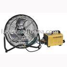 floor misting fan