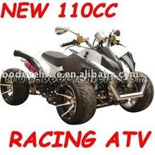 New 110cc racing atv