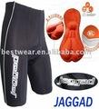 2011 venda quente 10 pçs/lote JAGGAD novos calções de ciclismo pretas com logotipo branco calças de equitação calças F0099