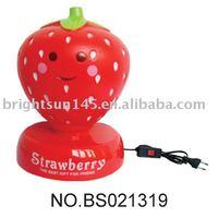 Strawberry lamp
