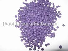 Purple EVA raw material