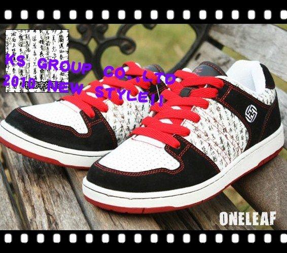 2010 novo estilo hip hop da moda sapatos