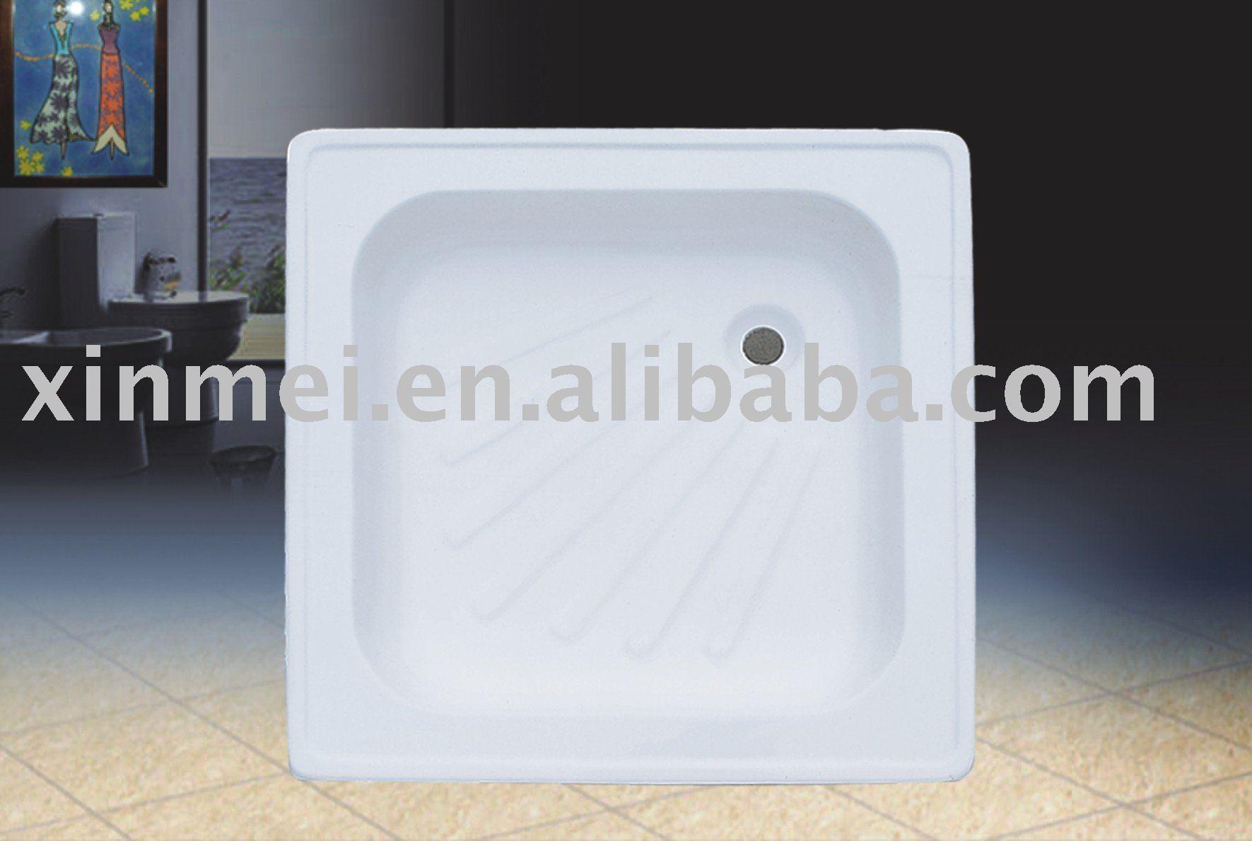 Acrylic Shower Tub Square Shower