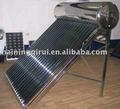 De acero inoxidable precalentar solar de agua