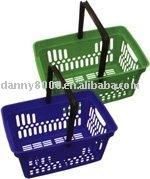 Single portable luxury model shopping basket(DN-22)
