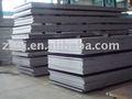 de baja aleación de alta resistencia placa de acero