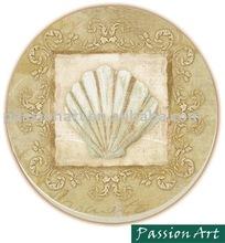 Art Ceramic Coaster