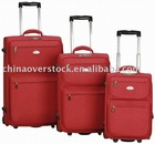 Overstock/Stocklot/Stocks/Stock 3pc trolley luggage+600D/1200D+Best price/High quality