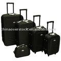 Overstock/stocklot/stock/envío cancelado 5 pc equipaje sets+eva+best precio/de alta calidad
