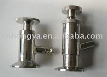 sanitary stainless steel valve