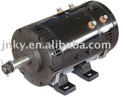 Electric Vehicle DC Motor/High Power High Torqe motor