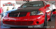 Body Kit /CARBON FIBER FRONT LIP for 04-06 NISSAN SENTRA-ADR