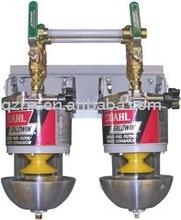 DAHL100-MMV Double Marine Manifold Diesel Fuel/Water Separator