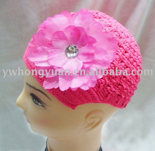 Beanie hat crochet in Baby & Kids' Hats - Compare Prices, Read