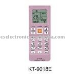 UNIVERSAL A/C remote control for KT-9018E