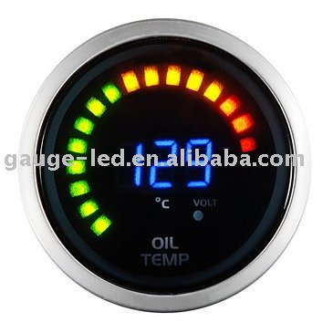 Auto Racing Safety on See Larger Image  Auto Meter   Racing Gauge 52mm Digital 2 In 1 Oil