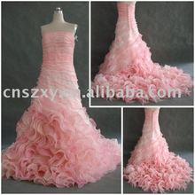 2010 Fashion Wedding Gown 100% Same As Picture ASDF0116