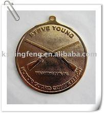 metal customed medal badge