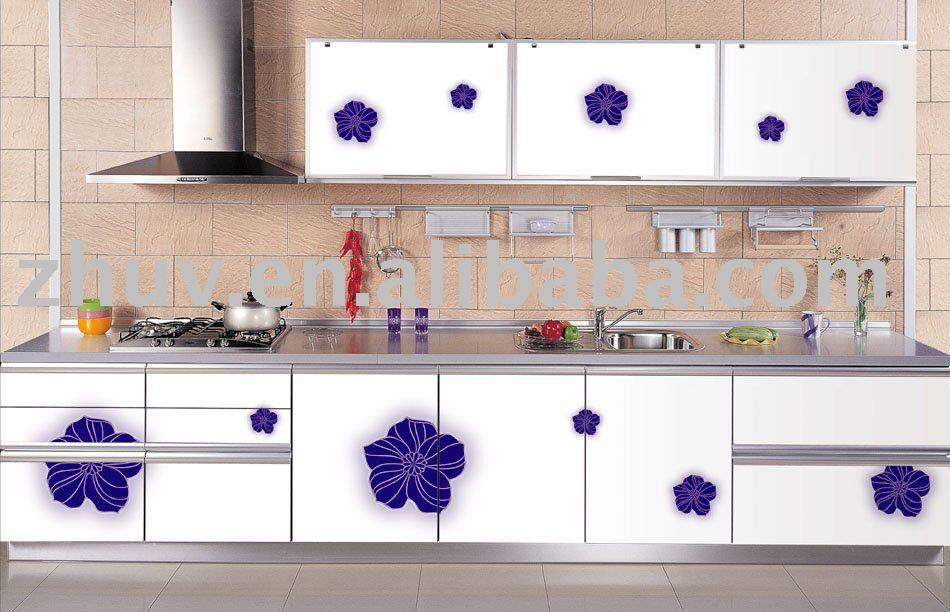 Artistic Kitchen Cabinet Door Panel