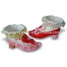 Ceramic Shoe shape flower pot